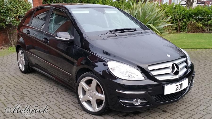 Mercedes B Class B180 CDI Diesel Sport Auto – £10,995