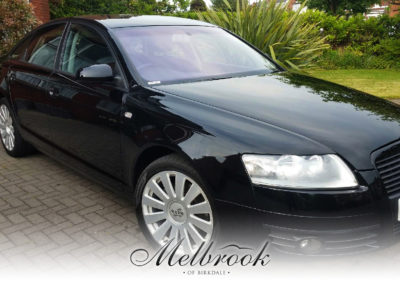 2008 AUDI A6 2.0 TDI Limited Edition – £8,495
