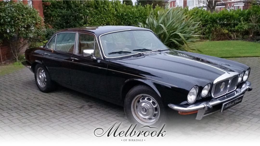 DAIMLER Sovereign 4.2 LWB AUTO 1978 – £POA