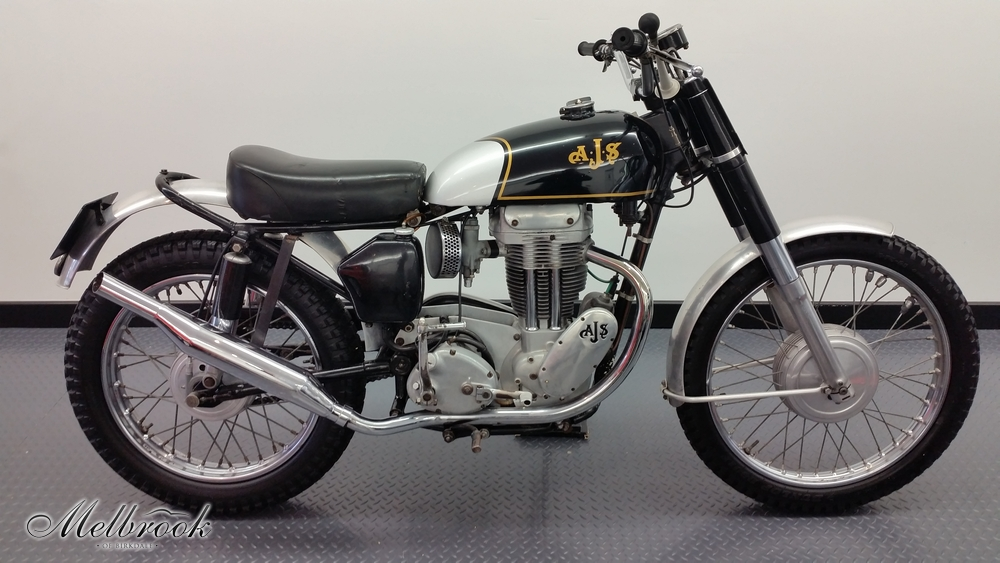 1956 AJS 348cc 16MCS Trials – £POA