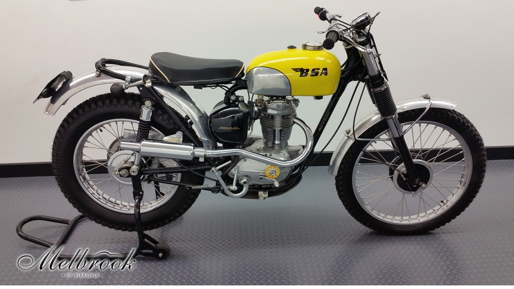 1960 BSA 250cc C15T Trials – £POA